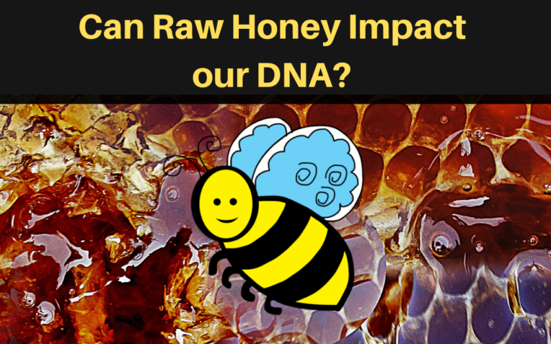Can raw honey impact our DNA