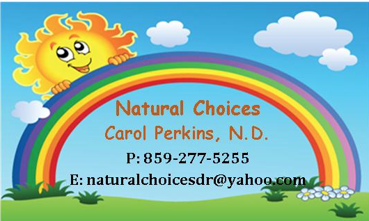 Natural Choices - Dr. Perkins