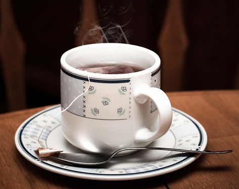 low prevalence of type 2 diabetes with black tea drinkers
